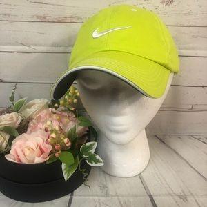 Nike Golf Yellow Hat Cap Womens